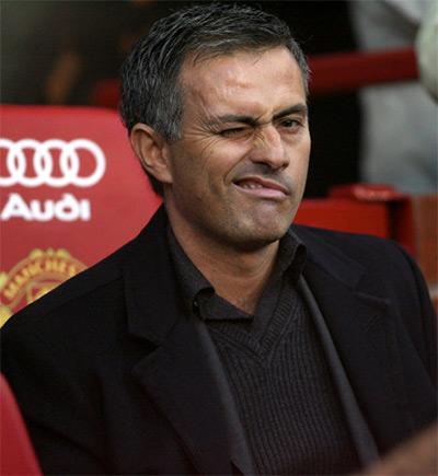 Mourinho, sau khi rời Chelsea, ngay lập tức trở thành cái tên được nhắc đến nhiều nhất cho khả năng thay tướng ở sân Old Trafford. Ảnh: Reuters.