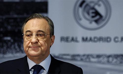 Real của Perez nghi ngờ Bayern đã bí mật xúi giục FIFA điều tra và ra lệnh cấm chuyển nhượng với hai CLB thành Madrid. Ảnh: AFP.
