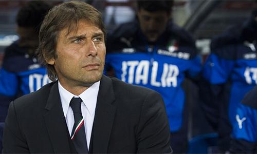 Conte đang nhắm đến một thách thức mới, cao hơn sau khi đưa Italy đến Euro 2016. Ảnh: AFP.