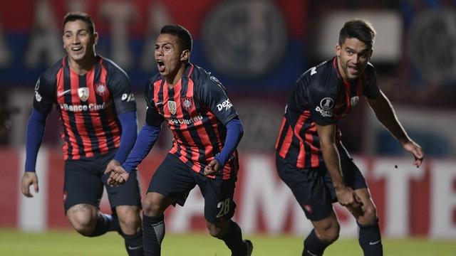 Estudiantes La Plata vs San Lorenzo
