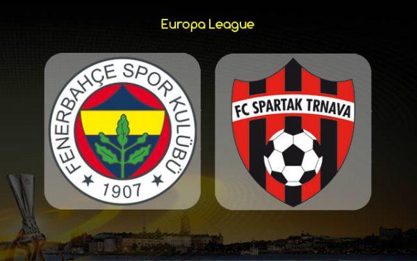 Fenerbahce vs Trnava (23h55 ngày 4/10: Cúp Europa League)