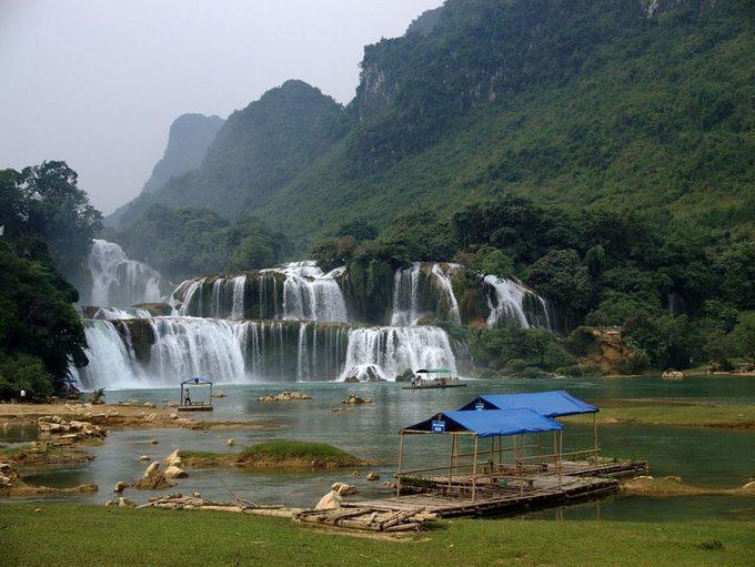 10 thác nước hùng vĩ nhất Việt Nam