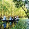 Cà Mau có nhiều điểm đi phượt nổi tiếng thu hút du khách