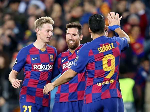 Nhận định Mallorca vs Barcelona 03h00 ngày 08-12-2019
