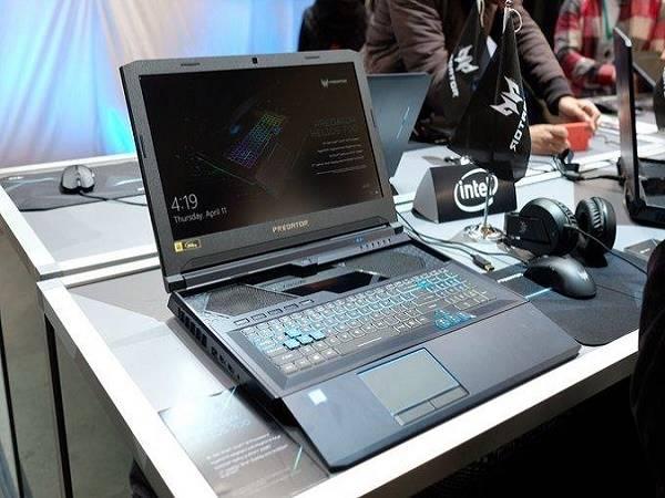 3 mẫu laptop gaming khủng nhất hành tinh