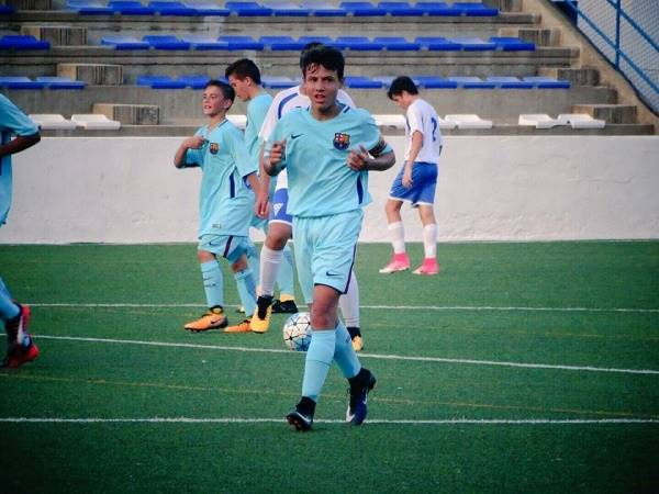 Chuyển nhượng sáng 9/5: MU chiêu mộ tài năng trẻ Barca