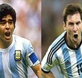 Messi không được yêu như Maradona ở Argentina?