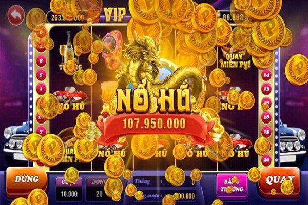 Nổ hũ giật xèng là trò cá cược casino được dân cược vô cùng ưa thích