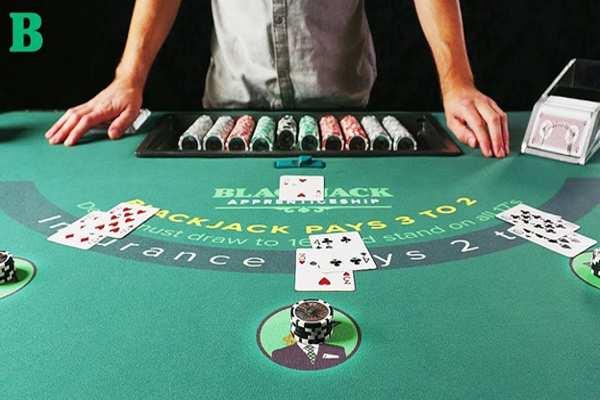 Balckjack game bài đổi thẻ hot nhất hiện nay