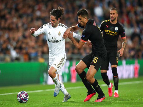 Nhận định soi kèo Manchester City vs Real Madrid