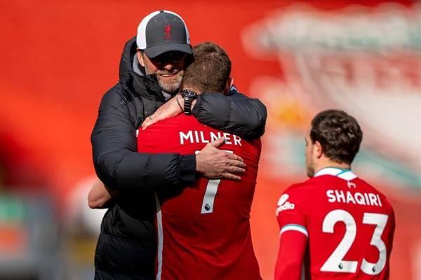 Bóng đá Anh 21/4 : Liverpool có thực sự xứng đáng vào Top 4 mùa giải này