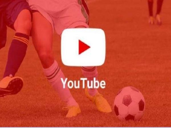 Cách xem trực tiếp bóng đá trên Youtube