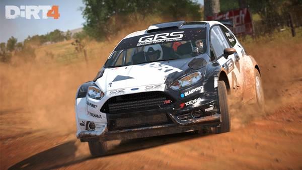 DiRT 4 – game đua xe địa hình online pc hay nhất