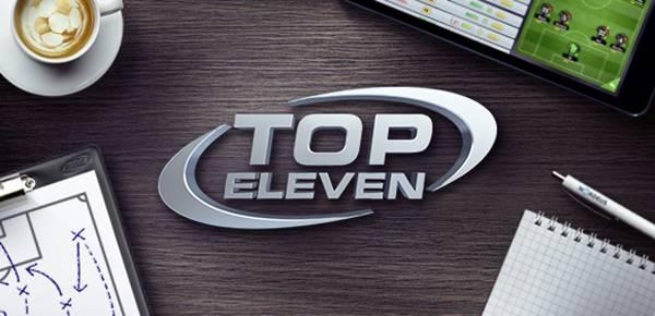 Top Eleven - Top những game bóng đá