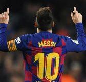 Cầu thủ Messi - Tiểu sử và danh hiệu cá nhân của Lionel Messi