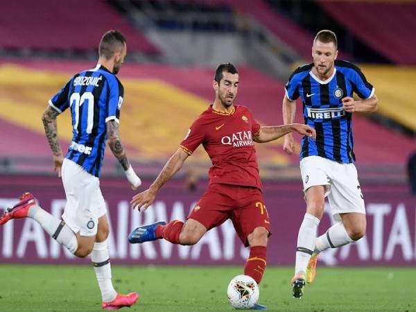 Nhận định kết quả Roma vs Inter, 1h45 ngày 13/5