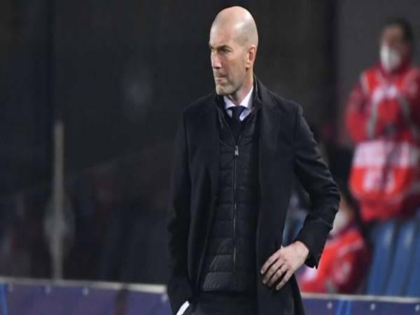 Tin bóng đá 7/5: HLV Zidane đan có ý định chia tay Raeal