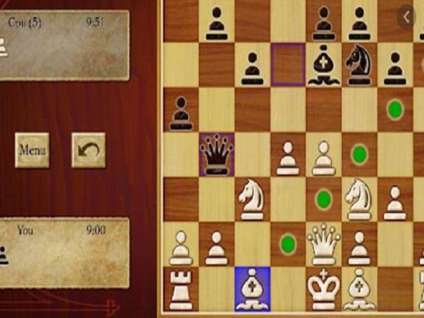 Game cờ vua online Chess – Analyze