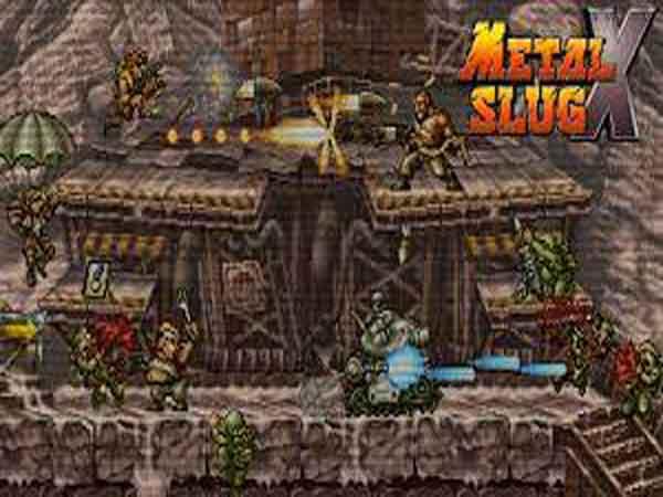"Metal Slug - Game cũ hay của thời ""trẻ trâu"""