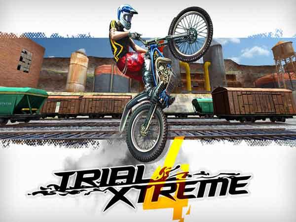 Game độ xe máy Trial Xtreme 4