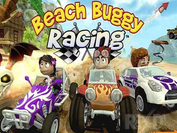 Game đua xe địa hình 3d – Beach Buggy Racing