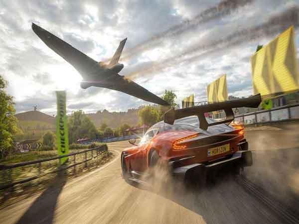 Trò Chơi Đua Xe F1 2021 – Forza Horizon 3