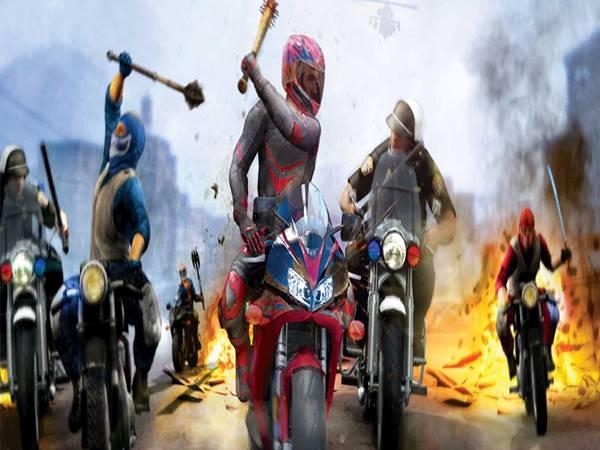 Game đua xe moto hay nhất hiện tại