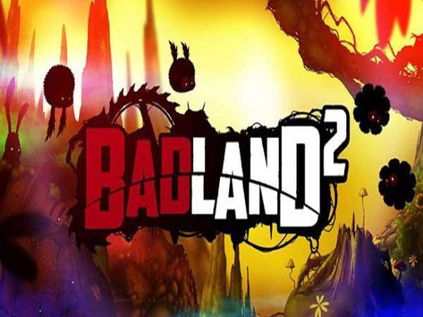 Badland 2 - Game offline hay cho Iphone