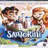 Game vui 2 người - Santorini