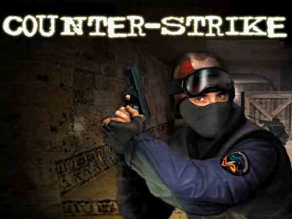 Counter strike – một trong những game offline thời 8x hay