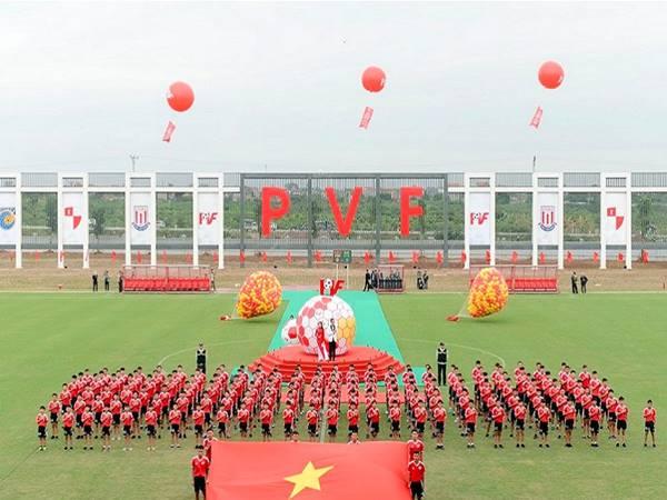 PVF là gì? Tìm hiểu về lò đào tạo bóng đá PVF