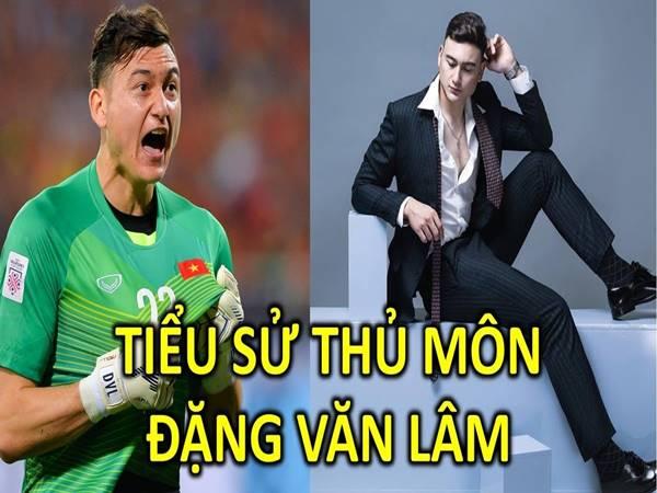 Thủ môn Đặng Văn Lâm - Tiểu sử thủ môn Việt Kiều HOT nhất