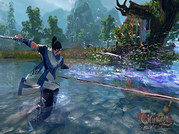 Tiếu Ngạo Giang Hồ - Game cày cuốc online PC