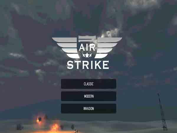 Game bắn máy bay - Air Strike 3D