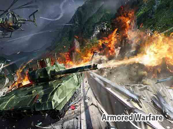 Armored Warfare – game bắn xe tăng 3D hay nhất