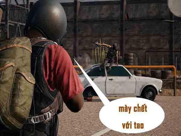 PUBG - game nhảy dù bắn súng trên pc, mobile