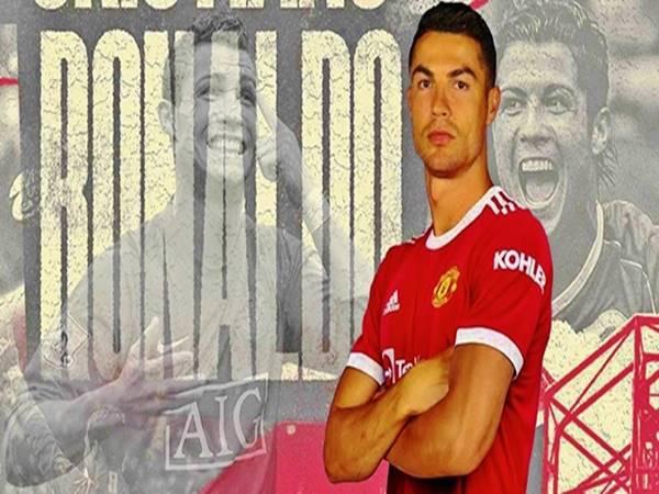 Bóng đá Anh chiều 1/9: Ronaldo sẽ mang chiếc áo số 7 của Man Utd?
