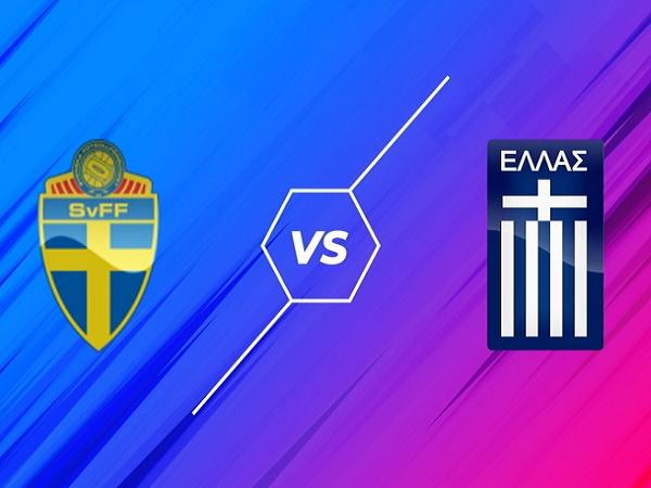 Nhận định Thụy Điển vs Hy Lạp – 01h45 13/10, VL World Cup 2022